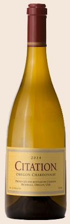 2014 Citation Oregon Chardonnay